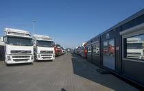 Zona comercial DK TRUCKS