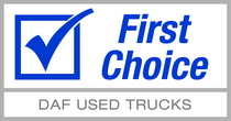 Zona comercial DAF Used Trucks Italia