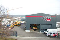 Zona comercial Fass Baumaschinen GmbH & Co. KG