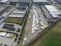 Zona comercial Cargobull Trailer Store Venlo