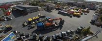 Zona comercial Kraus Baumaschinen GmbH