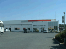 Zona comercial CHATEAUROUX P.L.