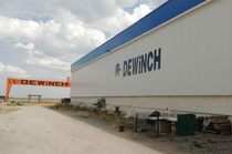 Zona comercial DEWINCH IND.TRD.LTD.CO