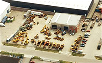 Zona comercial A. Shreki Imp. & Exp. Heavy Equipment BV