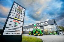 Zona comercial Agro-Sieć Maszyny Sp. z o.o.