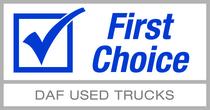 Zona comercial DAF Used Trucks Lithuania