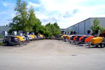 Zona comercial K&W Kraus Technik und Service GmbH