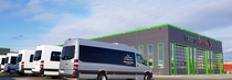Zona comercial OV Steinborn GmbH