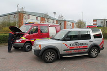 Zona comercial Terberg DTS UK Ltd – Fire & Rescue Division