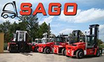 Zona comercial SAGO Wózki Widłowe