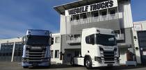 Zona comercial Wiegele Trucks GmbH & Co KG
