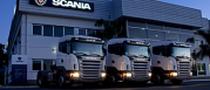 Zona comercial Scania Polska S.A.