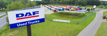 Zona comercial DAF Used Truck Center Warsaw