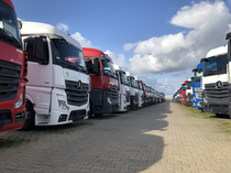 Zona comercial TruckStore Komorniki