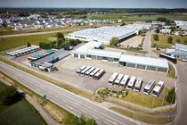 Zona comercial Auto-Merkel GmbH & Co. KG