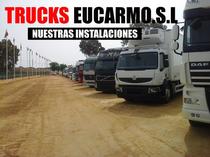 Zona comercial Trucks Eucarmo sl