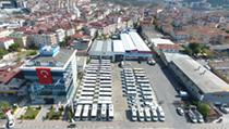 Zona comercial MKC OTOMOTİV TURİZM SANAYİ TİCARET ANONİM ŞİRKETİ