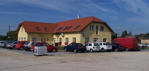 Zona comercial Tibor Trans Kft.