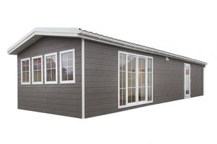 HOLIDAY HOMES - ALL-YEAR Mobile Home 12 x 4 m | FREE TRASNPORT nuevo