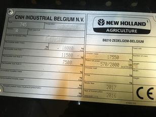 NEW HOLLAND FR780