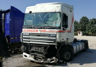 DAF XF105 EURO 5 BREAKING !! ALL PARTS AVAILABLE para piezas
