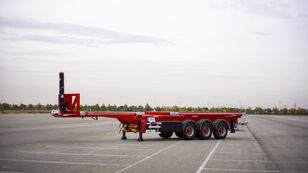 NOVA NEW CONTAINER TIPPING CHASSIS PRODUCTION 20,30,40 FT nuevo
