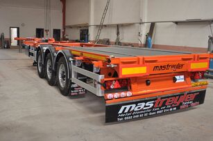 MAS TRAILER TANKER 3 Axle Skeletal Trailers From Factory nuevo