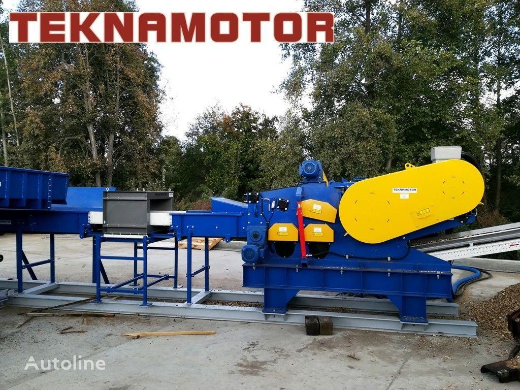 aserradero TEKNAMOTOR Skorpion 650 EB nuevo