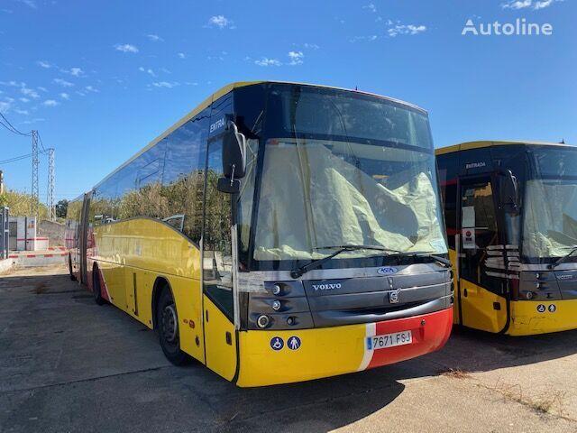VOLVO B10ART autobús articulado