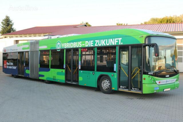 HESS (CH) Diesel Hybrid mit Vollklima  autobús articulado