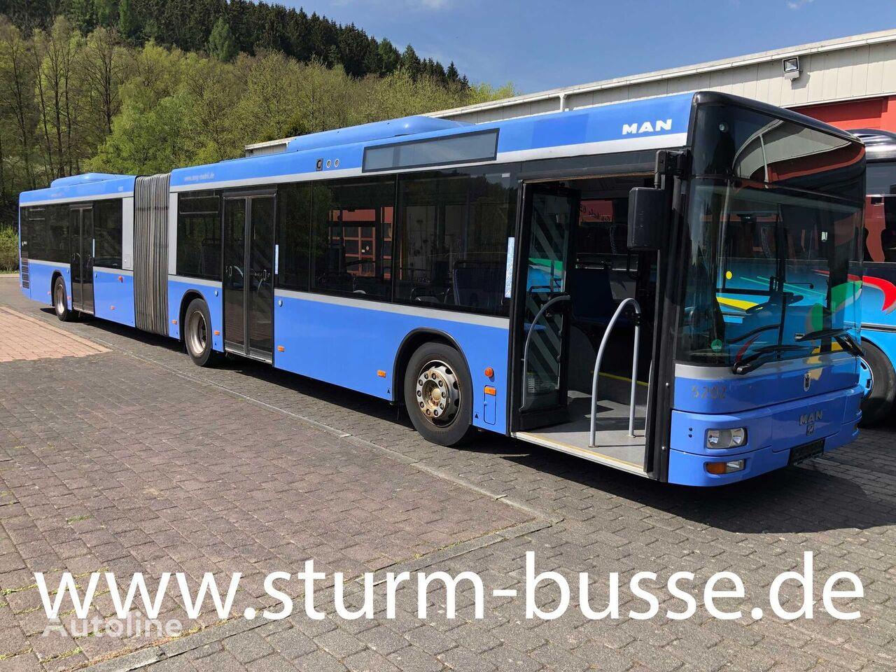 MAN A23 autobús articulado