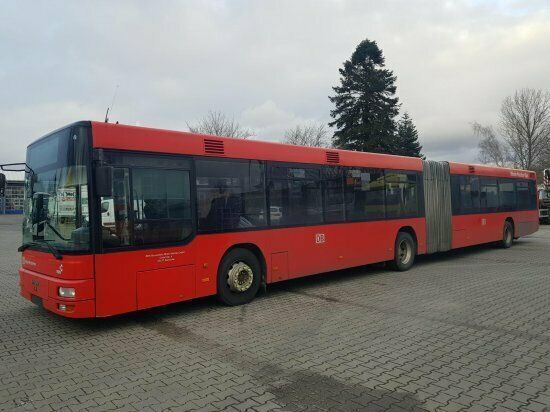 MAN A23/NG 353  autobús articulado