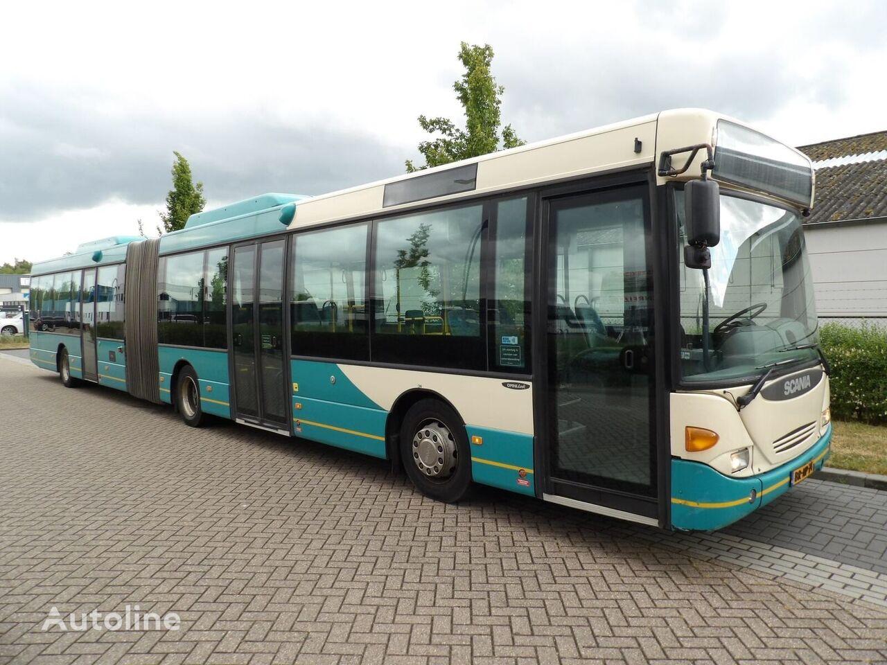 SCANIA OmniLink autobús articulado