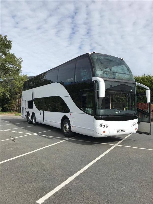 AYATS BRAVO DOUBLE DECK COACH autobús de dos pisos
