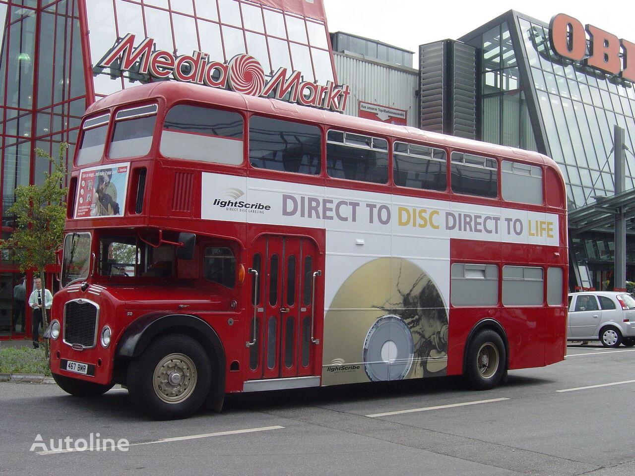 Bristol LODEKKA Low Height British Double Decker Bus Marketing Training  autobús de dos pisos