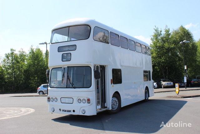 Leyland ATLANTEAN British Double Decker Catering Bus / Food Truck autobús de dos pisos