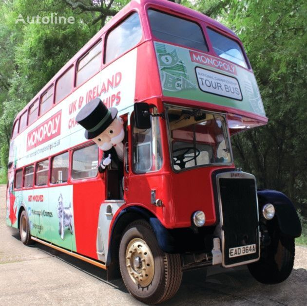 Leyland PD3 British Double Decker Bus Marketing Exhibition Training etc. autobús de dos pisos