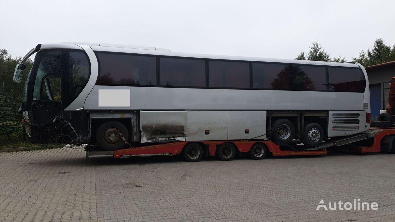 MAN LIONS STAR L R03, R08 autobús de turismo siniestrado