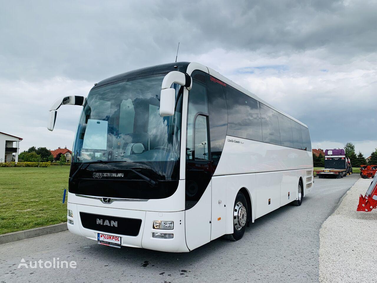 MAN Lion's Coach - JAK FABRYCZNIE NOWY - IDEAŁ autobús de turismo