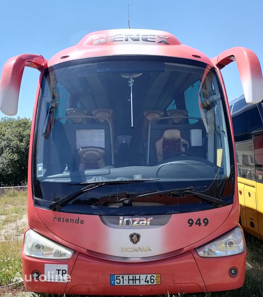 SCANIA K420 autobús de turismo