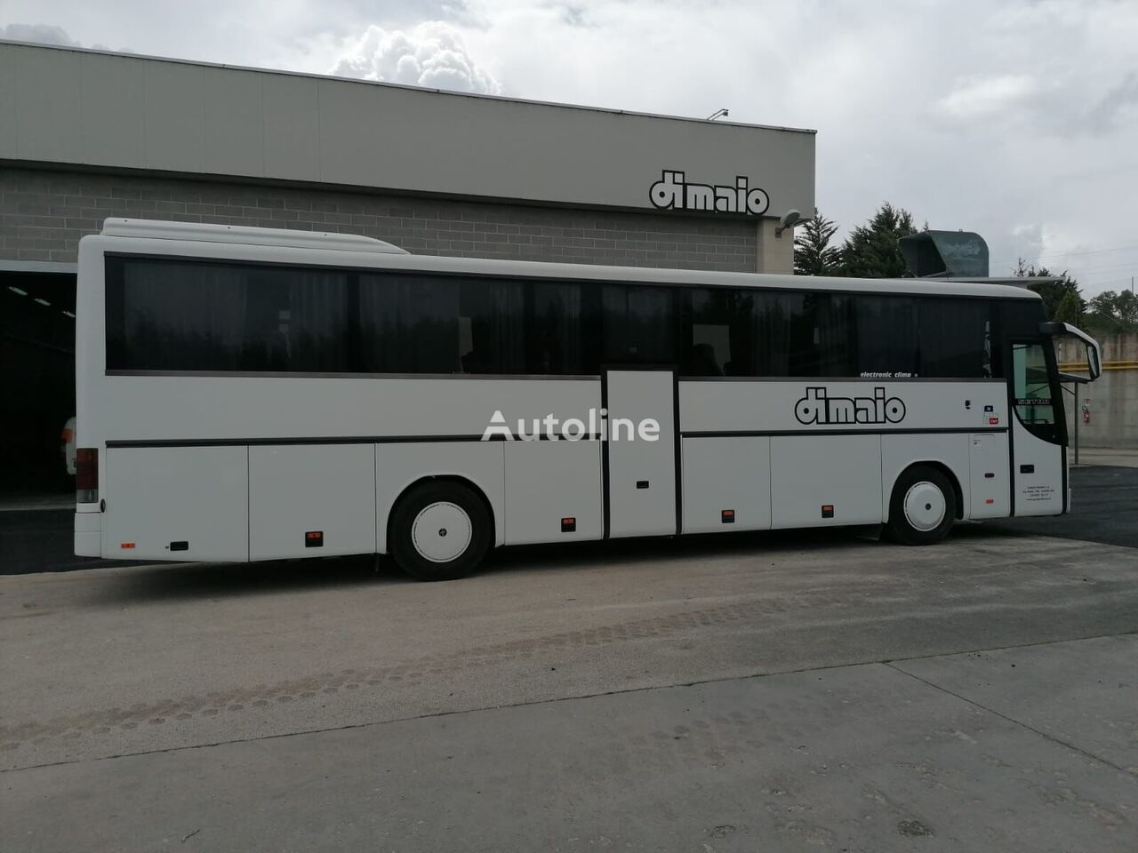 SETRA S 315 GT HD autobús de turismo