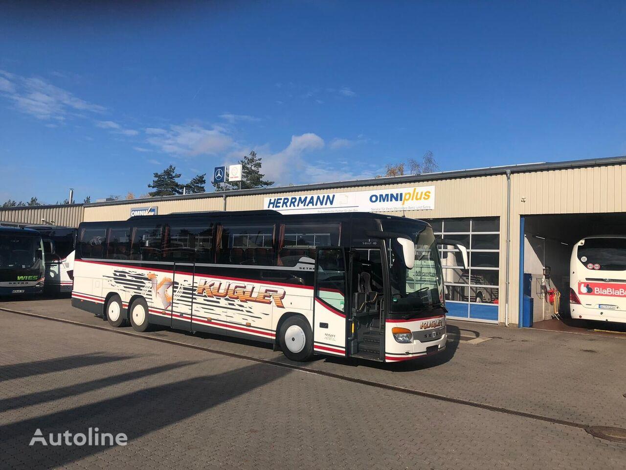 SETRA S 416 GT-HD autobús de turismo