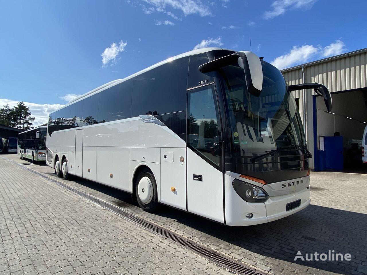 SETRA S 517 HD autobús de turismo