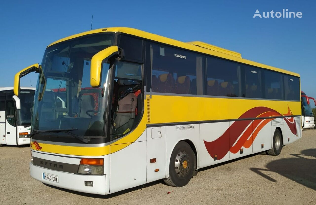SETRA  S315 GT - HD + 435 CV + WC + LITERA autobús de turismo
