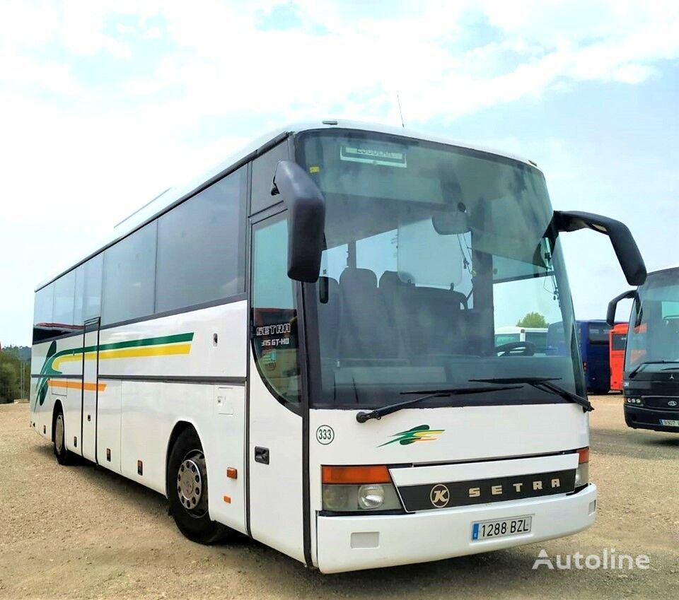 SETRA S315 GT-HD  MOTOR MERCEDES + 435 CV autobús de turismo