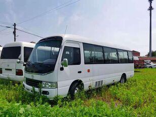 TOYOTA Coaster bus school coach staff bus autobús de turismo