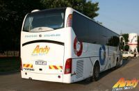 YUTONG ZK6119H autobús de turismo