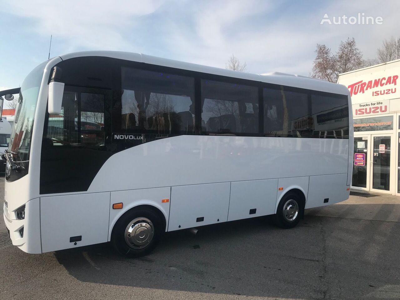 autobús de turismo ISUZU Novo LUX S 801 - 2 LDWS nuevo
