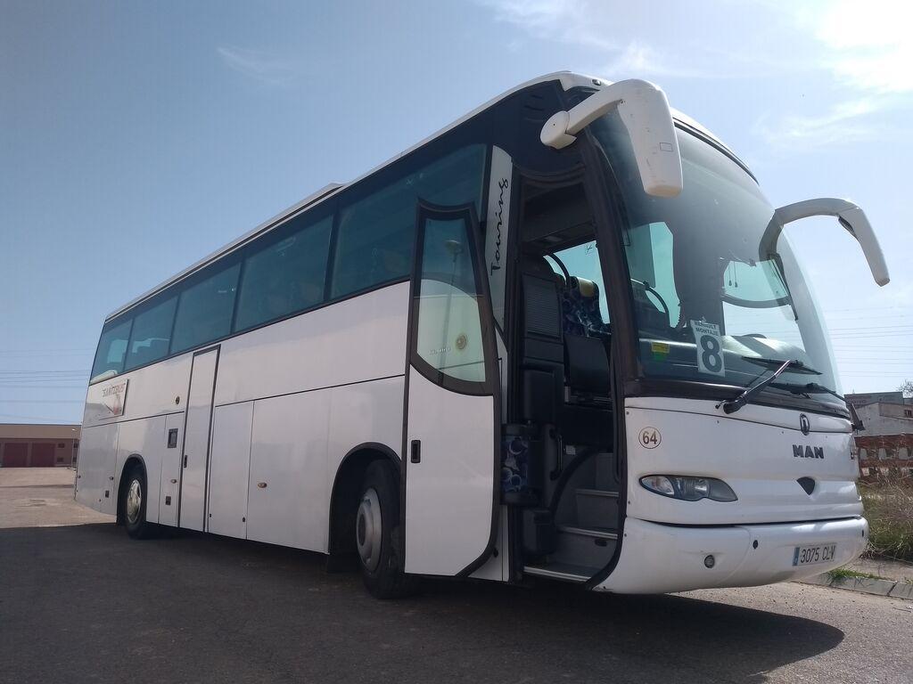 autobús de turismo MAN 18.460 noge touring hdh