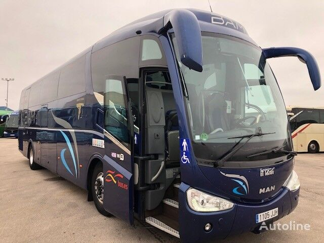 MAN 19.480 IRIZAR PB HDH (54+1+1+WC+4PMR) autobús de turismo